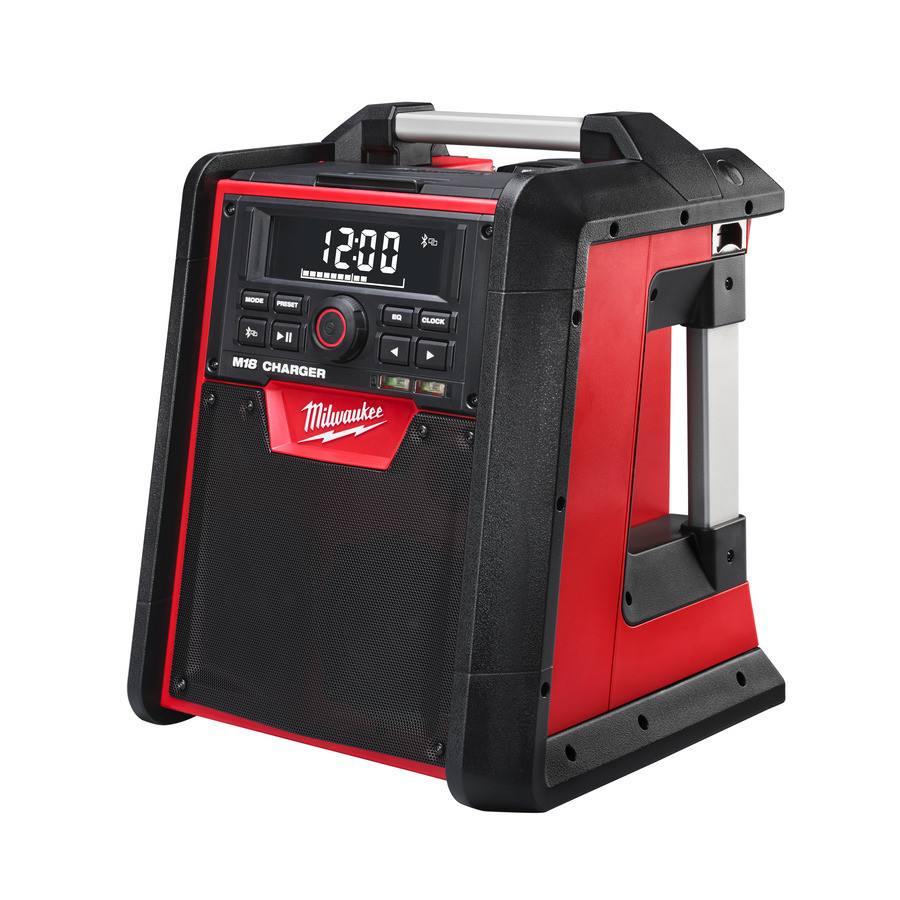 Milwaukee M18 RC-0 bouwradio/lader - 4933446639