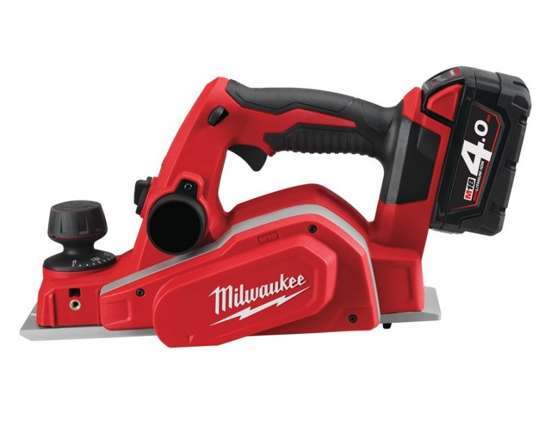 Milwaukee M18BP-402C Accu schaafmachine 18V 4,0Ah Li-Ion - 4933451114