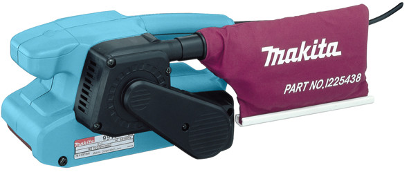 Makita 9911J Bandschuurmachine | 650w 76x457mm