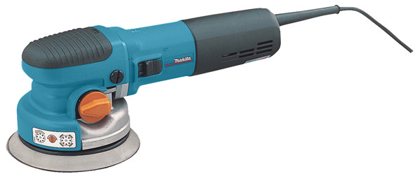 Makita BO6040 Excenter schuurmachine| 150mm 750w