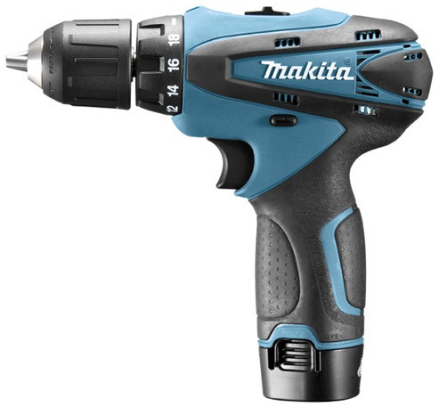 Makita DF330DWE Accuboormachine | 10,8v 1.3Ah Li-ion