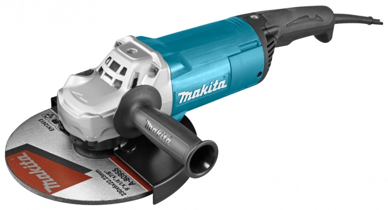 Makita GA9061RX02 230mm haakse slijper 2200 Watt