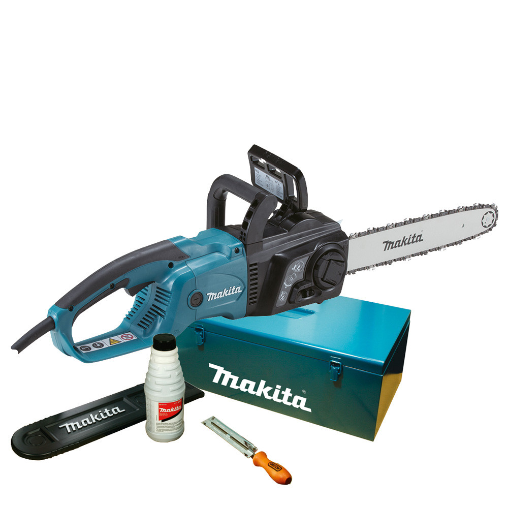 Makita UC4051AK Kettingzaag | 2000w 400mm in koffer
