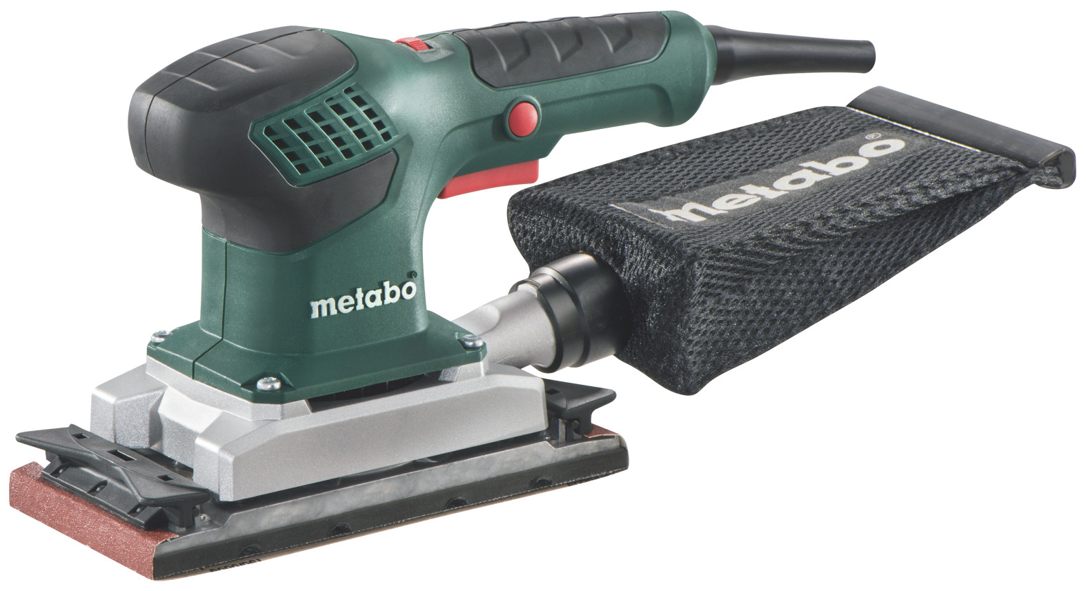 Metabo SRE 3185 Vlakschuurmachine 200w 92x184mm | in koffer - 600442500