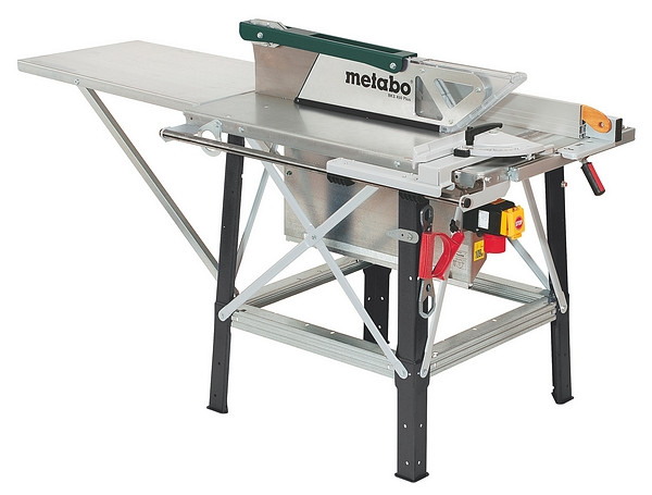Metabo BKS 450 Plus Bouwcirkelzaag BKS 450 Plus | 5,5 DNB | 450mm 5.5 kw - 0104605000