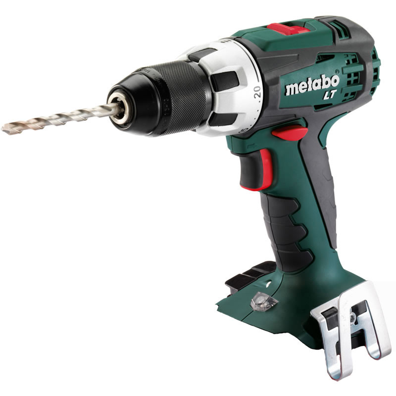 Metabo BS 18 LT basic | accuboormachine