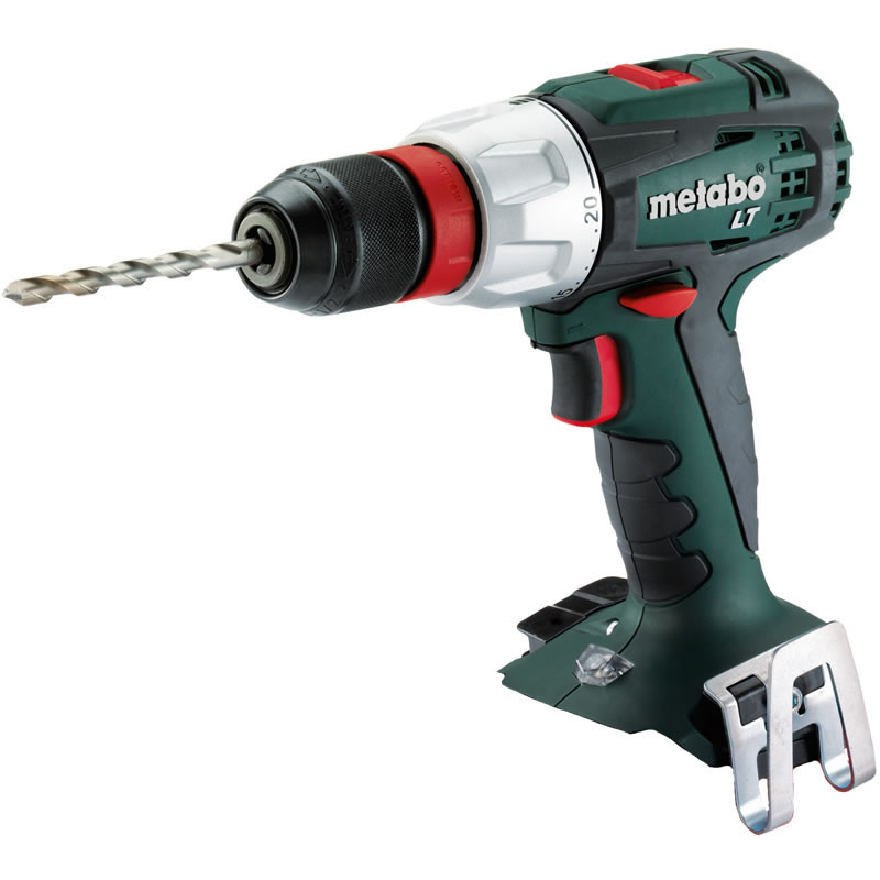 Metabo BS 18 LT Quick basic | accuboormachine