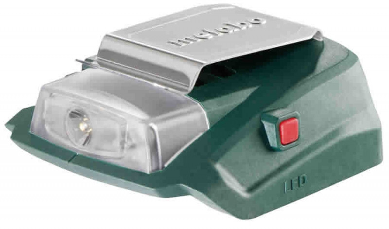 Metabo PA 14,4-18 LED-USB accu-power adapter  - 600288000