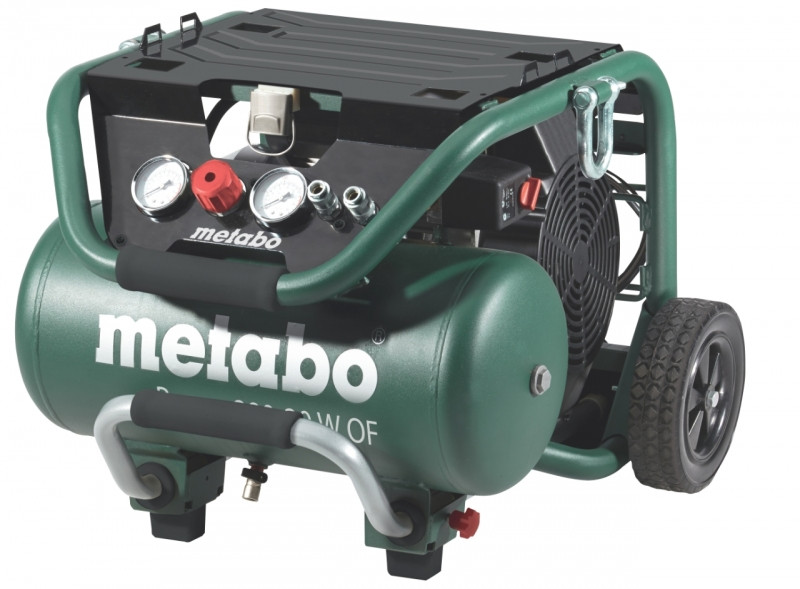 Metabo POWER 400-20 W OF compressor | 20Ltr 10bar - 601546000