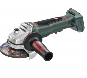 Metabo WB 18 LTX BL 125 Quick Haakse Slijper 18V Body in Metaloc. - 613077840