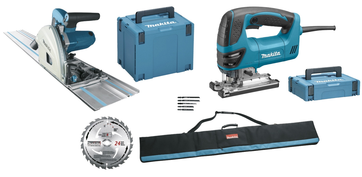 Makita MEU028 | SP6000J1X + 4350FCTJ | in Systainer