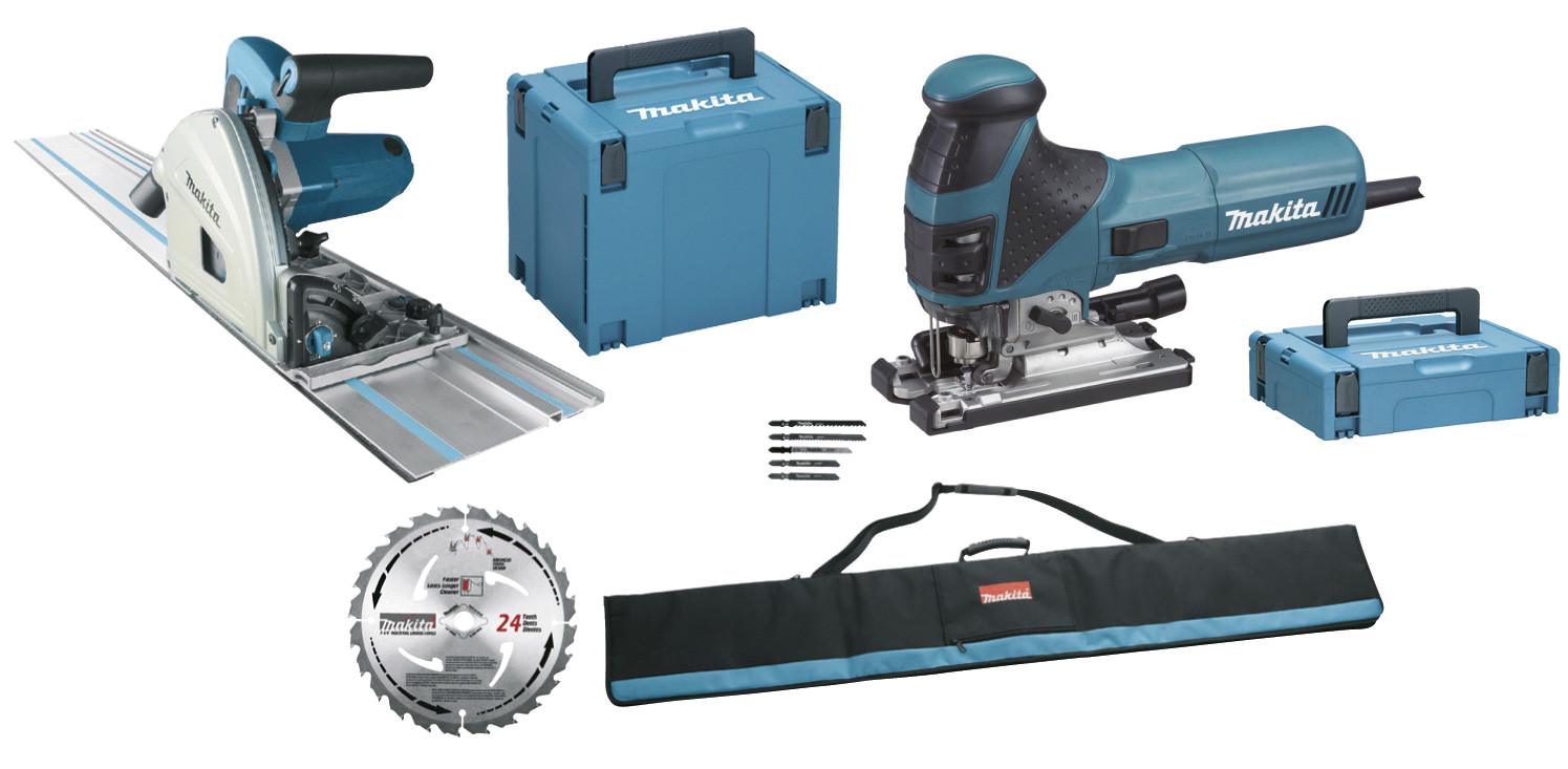 Makita MEU029 | SP6000J1X + 4351FCTJ | in Systainer
