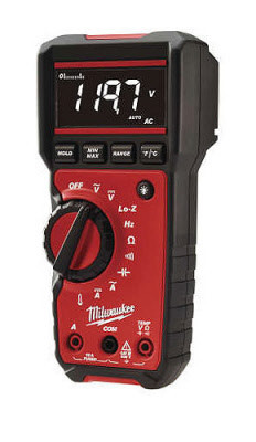 Milwaukee 2217-40 - Digitale multimeter - 4933416976