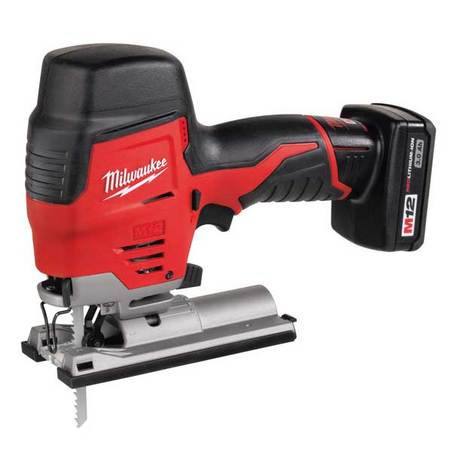 Milwaukee M12 JS-22B (2.0Ah Redli-Ion) Decoupeer zaagmachine - 4933431300