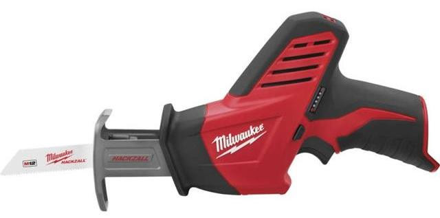 Milwaukee C12 HZ-0 accu-compact reciprozaagmachine