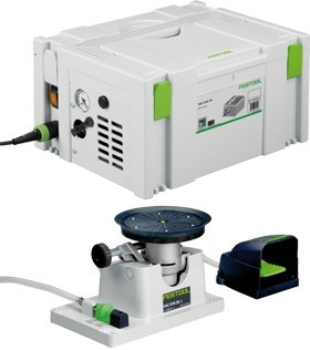 Festool VAC SYS Set SE1 | spaneenheid - 712223