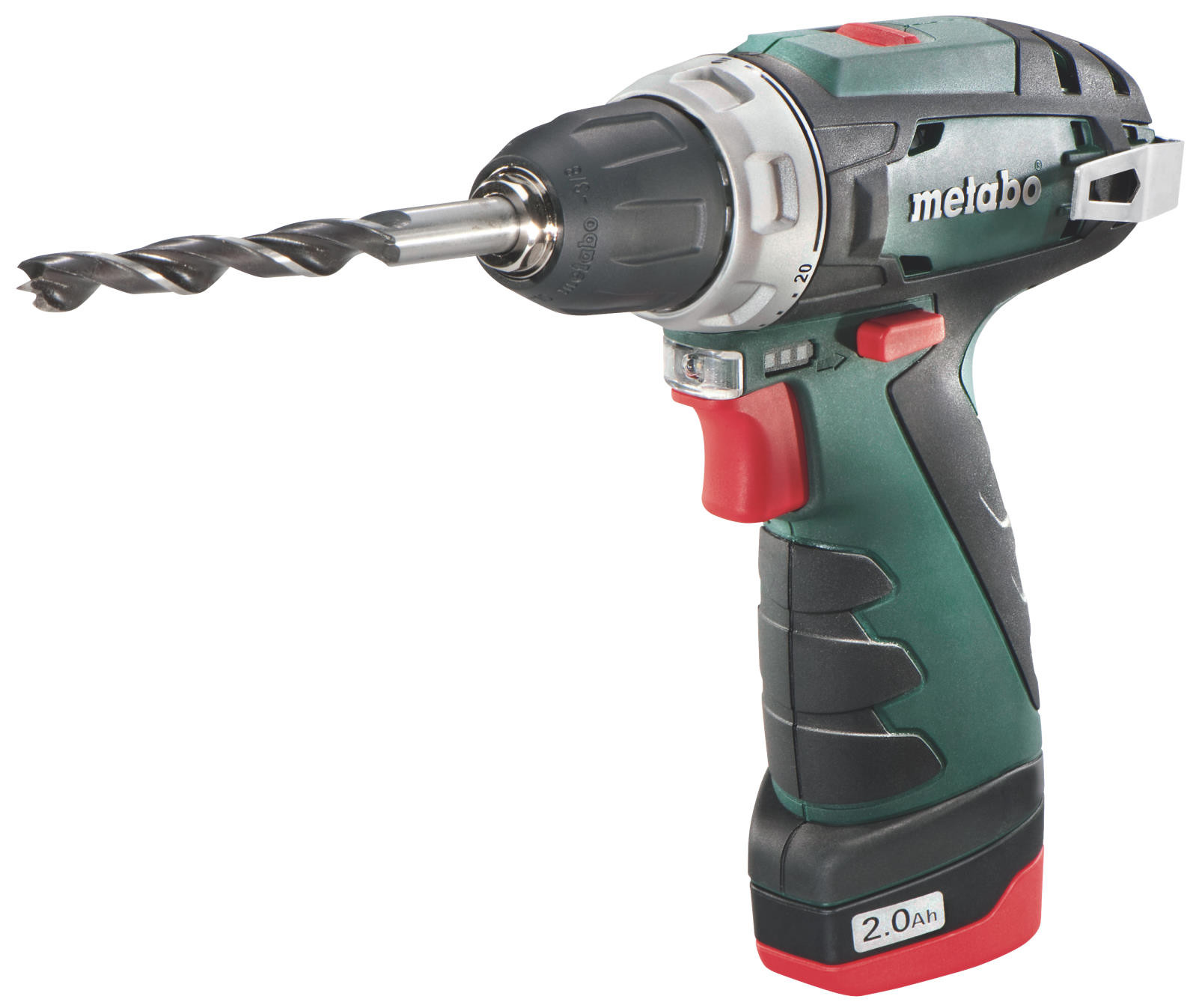 Metabo PowerMaxx BS accuboormachine | 10,8V 2.0Ah Li-Ion | 1 accu - 600079500