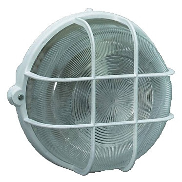Brennenstuhl Rondlamp Color IP44 100W wit - 1270720