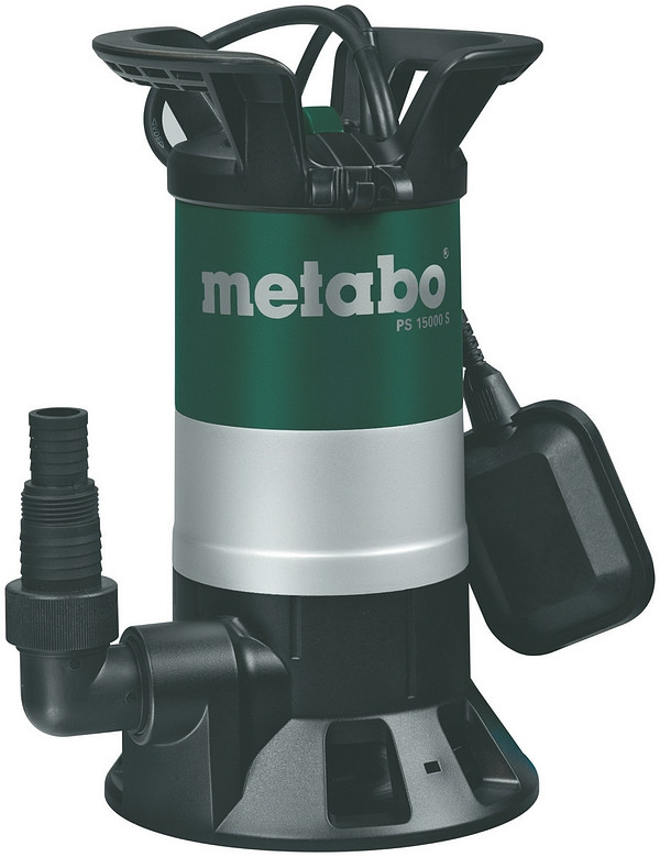 Metabo Vuil water dompelpomp PS 15000 S - 0251500000