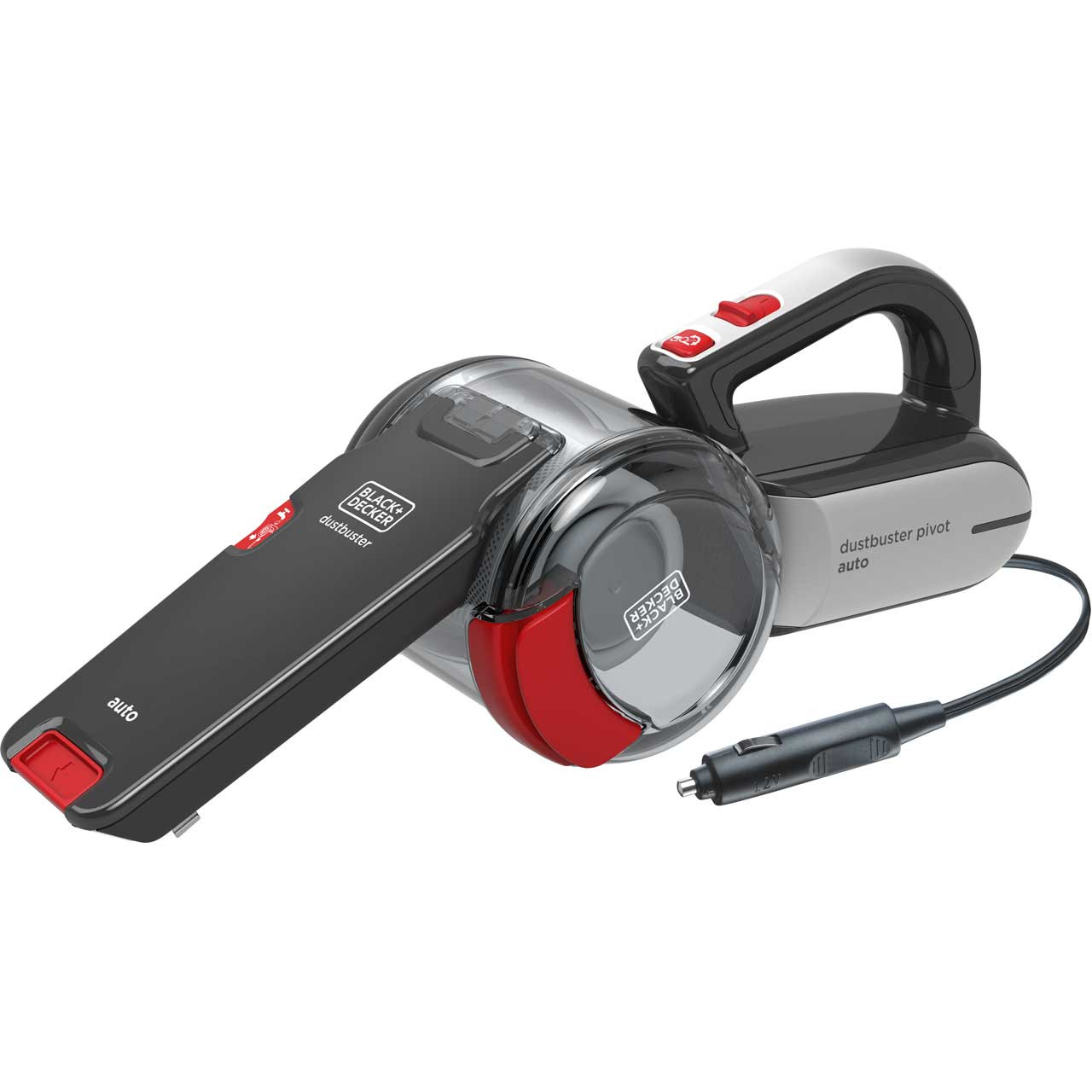 Black and Decker PV1200AV-XJ Kruimeldief | 12 Volt | Auto |  - PV1200AV-XJ