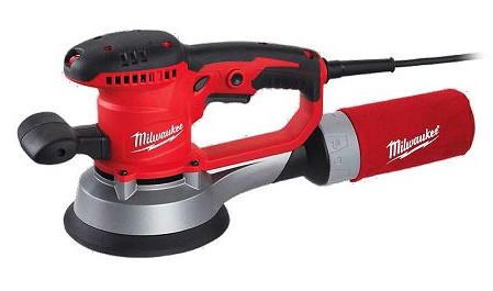 Milwaukee ROS 150 E-2 excentrische schuurmachine | 150mm 440 watt - 4933431170