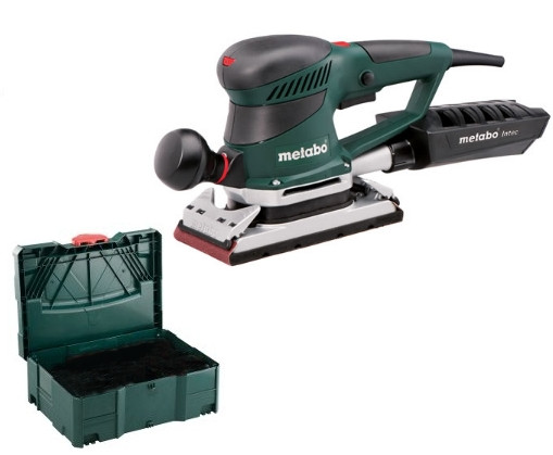 Metabo SRE 4350 TurboTec schuurmachine in MetaLoc | 350w 92x190mm    - 611350700