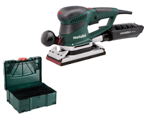 Metabo SRE 4351 TurboTec schuurmachine in MetaLoc | 350w 112x230mm   - 611351700