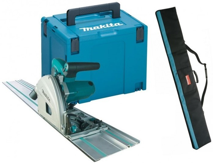 Makita SP6000J1X Invalcirkelzaag + 1400mm geleiderail