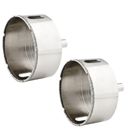Inter Dynamics Tegelboor | Diamant | Voor natboren | 60 mm - 930008
