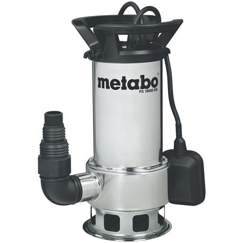 Metabo PS 18000 SN vuilwater Dompelpomp - 0251800000
