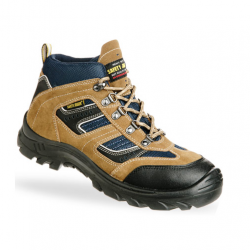 Safety Jogger X2000 S3 Lichtbruin - Maat 42