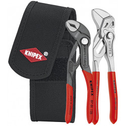 Knipex KNIPEX Minis in gordeltas