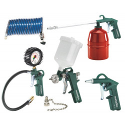 Metabo Perslucht Toebehorenset LPZ 7 Set - Orion