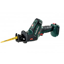 Metabo SSE 18 LTX 18V Li-Ion Accu Reciprozaag body