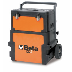 Beta C42S Trolley, twee compartementen