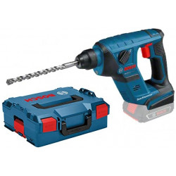 Bosch Blauw GBH 18 V-Li Compact Solo | zonder accu's en lader | In L-Boxx