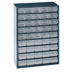 Raaco Kast met 45 laden, type 150-00, 945-00