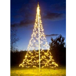 Fairybell FAIRYBELL 960led warm wit 6 meter hoog