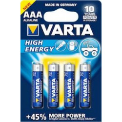 Varta Varta High Energy AAA R03 4903 bl.a4