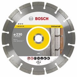 Bosch Blauw Diamantdoorslijpschijf Professional for Universal 230 mm
