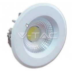V-Tac LED downlighter wit reflector 10watt 4500K