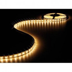 Enzo LED strip flex warmwit 5m 3528 12V IP65