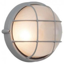 Enzo Bulleye 60 Watt rond titanium IP44 outdoor