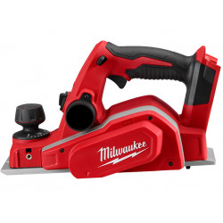 Milwaukee M18BP-0 Accu schaafmachine 18V Body | zonder accu's en lader