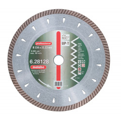 Metabo accessoires Diamantschijf Ø 125x22,23 mm UP-T