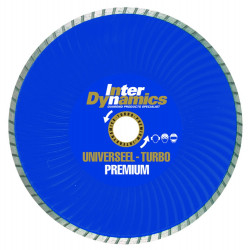 Inter Dynamics Diamantzaag Turbo Premium 230x22,2mm