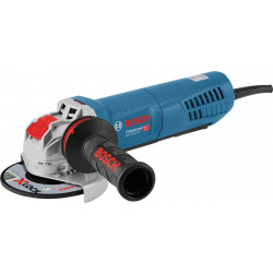 Bosch Blauw GWX 15-125 PS X-Lock Haakse slijper - 1500W - 125mm - variabel