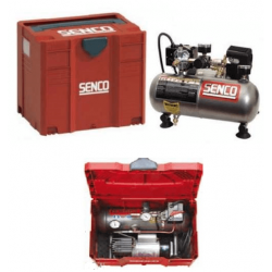 Senco PC1010 Compressor in T-Loc Systainer | 3,8 liter