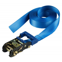 Masterlock Ratchet tie down endless 6 m - colour : blue
