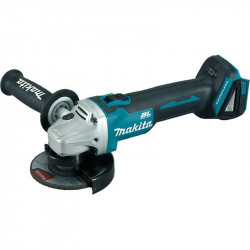 Makita DGA456Z 18V Li-Ion Accu haakse slijper body - 115mm - koolborstelloos